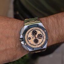 Audemars Piguet Royal Oak Offshore Chronograph Ceramic
