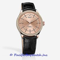 Rolex Cellini Time Rose gold 39mm Gold United States of America, California, Newport Beach