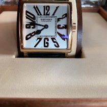 Roger Dubuis Aur roz Atomat Golden square 40 mm oro rosa limited edition folosit