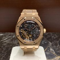 Audemars Piguet Royal Oak Double Balance Wheel Openworked 15407OR.OO.1220OR.01 2017 nouveau