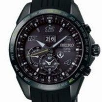 Seiko Astron GPS Solar Chronograph Titanium 45.5mm