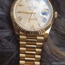 Rolex Day-Date 40 Geelgoud 40mm Goud Nederland, Oosterhout
