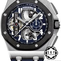 Audemars Piguet Royal Oak Offshore Tourbillon Chronograph White gold