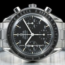 Omega Speedmaster Reduced Zeljezo 35.5mm Crn