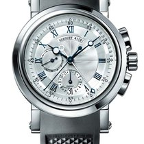 Breguet new Automatic 42mm White gold Sapphire crystal
