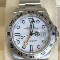 Rolex Explorer II Steel 42mm White No numerals United States of America, Texas, Rockwall