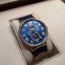 Ulysse Nardin Marine Chronometer 43mm 266-67 2008 подержанные