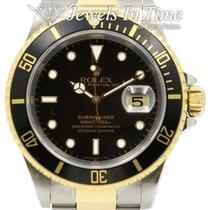 Rolex Submariner Date 16613 2007 gebraucht