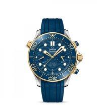 Omega Seamaster Diver 300 M 210.22.44.51.03.001 new