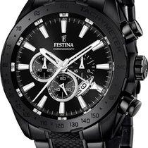 Festina Steel F16889/1 new
