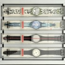 Swatch Plastic 34mm Quartz GZ 117, GZ 118, GZ 119, GZ 120 new United States of America, California, Orange