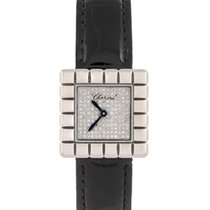 Chopard 127407-1003 White gold Ice Cube 25mm pre-owned