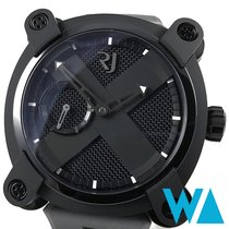 Romain Jerome Moon-DNA Acero 46mm Negro