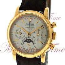 Patek Philippe Perpetual Calendar Chronograph 3970J usados