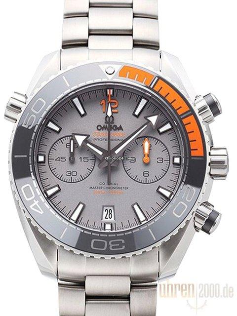 e9682516713a Omega Seamaster Planet Ocean Chronograph Titanium - all prices for Omega  Seamaster Planet Ocean Chronograph Titanium watches on Chrono24