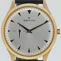 Zenith Captain Elite Ultra Thin 18k. Rotgold