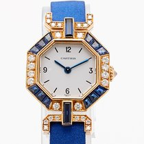 Cartier Andine - Sapphire and Diamonds