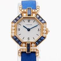 Cartier Andine - Sapphire and Diamonds