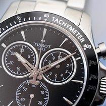 Tissot Men's / Gent V8 Quartz Chronograph Tachymeter Steel...