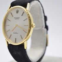 Rolex Cellini Good Yellow gold 23mm Manual winding United Kingdom, Hertfordshire