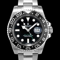 Rolex GMT-Master II Black/Steel Ø40mm - 116710 LN