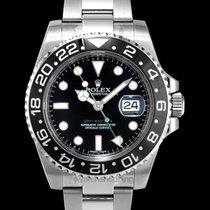 Rolex GMT-Master II Black/Steel Ø40mm - 116710 LN