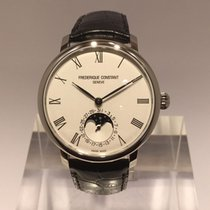 Frederique Constant Stål 42mm Automatisk FC-705WR4S6 ny