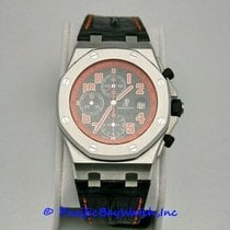 Audemars Piguet 26170ST.OO.D101CR.01 Steel Royal Oak Offshore Chronograph Volcano 44mm pre-owned United States of America, California, Newport Beach