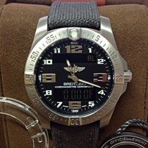 Breitling Aerospace EVO Titán 43mm Fekete Arab