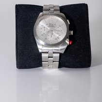 Dior Chiffre Rouge Staal 38mm