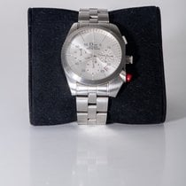 Dior Chiffre Rouge Steel 38mm