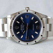 Rolex Air-King - Just serviced - Mint condition - Blue dial