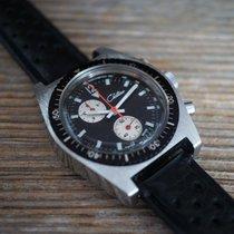 Revue Thommen 37mm Handaufzug 1980 neu Diver