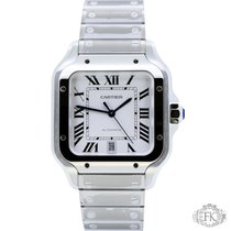 Cartier Santos 100 new 2019 Automatic Watch with original box and original papers WSSA0009