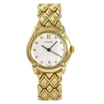 Chaumet Yellow gold 25mm Quartz pre-owned