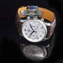 Longines Master Collection Steel 40.00mm Silver United States of America, California, San Mateo