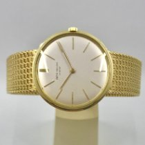 Patek Philippe 2591 Yellow gold Calatrava 34mm pre-owned