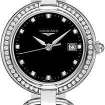 Longines Equestrian Steel 30mm Black United States of America, California, Moorpark