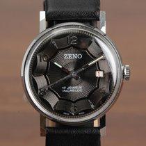 Zeno-Watch Basel Steel 34mm Manual winding
