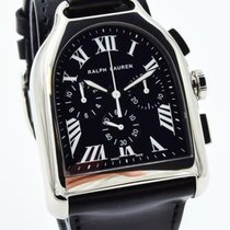 Ralph Lauren Steel 36.6mm Automatic RLR0030700 new