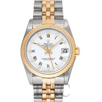 Rolex Lady-Datejust 68273 Two-Tone pre-owned