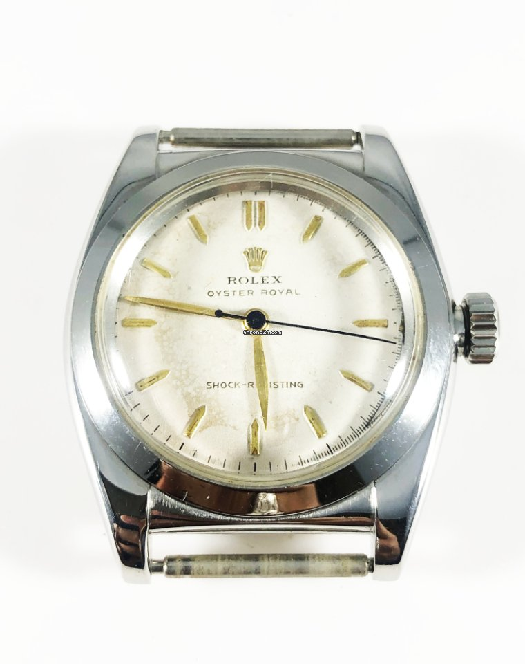 Rolex Bubble Back Rare Vintage Rolex Bubbleback 3134 Automatic Chronometer 1940 pre-owned
