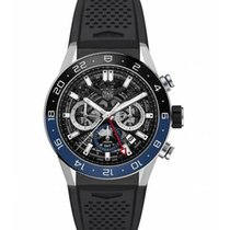 TAG Heuer Carrera new 2019 Automatic Chronograph Watch with original box and original papers CBG2A1Z.FT6157