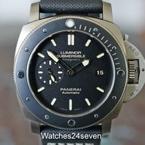 Panerai PAM 389 Luminor Submersible 1950 3 Days Automatic 47mm pre-owned United States of America, Missouri, Chesterfield