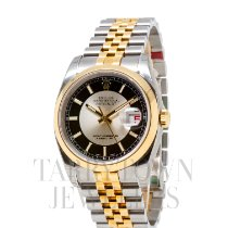Rolex Datejust new 2005 Automatic Watch with original box and original papers 116203