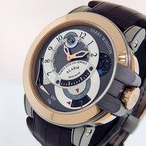 Harry Winston Project Z Rose gold 44mm Grey Arabic numerals United States of America, California, Los Angeles