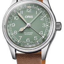 Oris Big Crown Pointer Date 01 754 7749 4067-07 5 17 68 2020 new