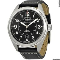 Hamilton Steel Automatic Arabic numerals 42mm new Khaki Field Day Date