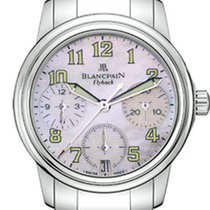 Blancpain Léman Fly-Back 2385F-1144-71 pre-owned