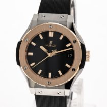 Hublot Classic Fusion Quartz 581.NO.1181.RX 2017 pre-owned